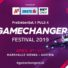 4GAMECHANGERS präsentiert weitere Sponsorenpartner am Festival 2019
