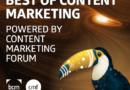 Best of Content Marketing 2020: Zwei Mal Gold für Österreich