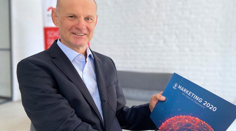 Mag Georg Wiedenhofer / Foto: Marketing Club Oesterreich