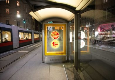 BILLA ist First Mover der HoloCIRCLE-Technologie